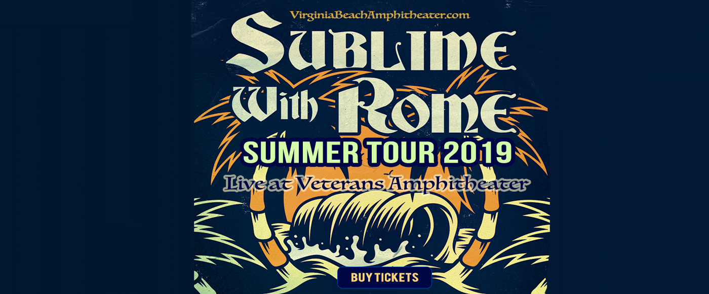 Sublime with Rome at Veterans United Home Loans Amphitheater