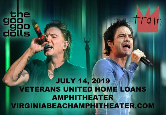 Train, Goo Goo Dolls & Allen Stone at Veterans United Home Loans Amphitheater