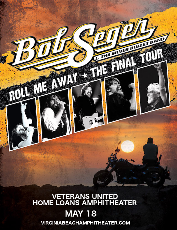 Bob Seger And The Silver Bullet Band at Veterans United Home Loans Amphitheater