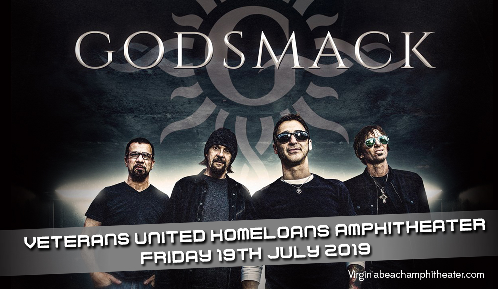 Godsmack at Veterans United Home Loans Amphitheater