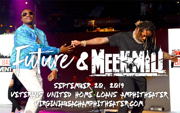 Meek Mill & Future at Veterans United Home Loans Amphitheater