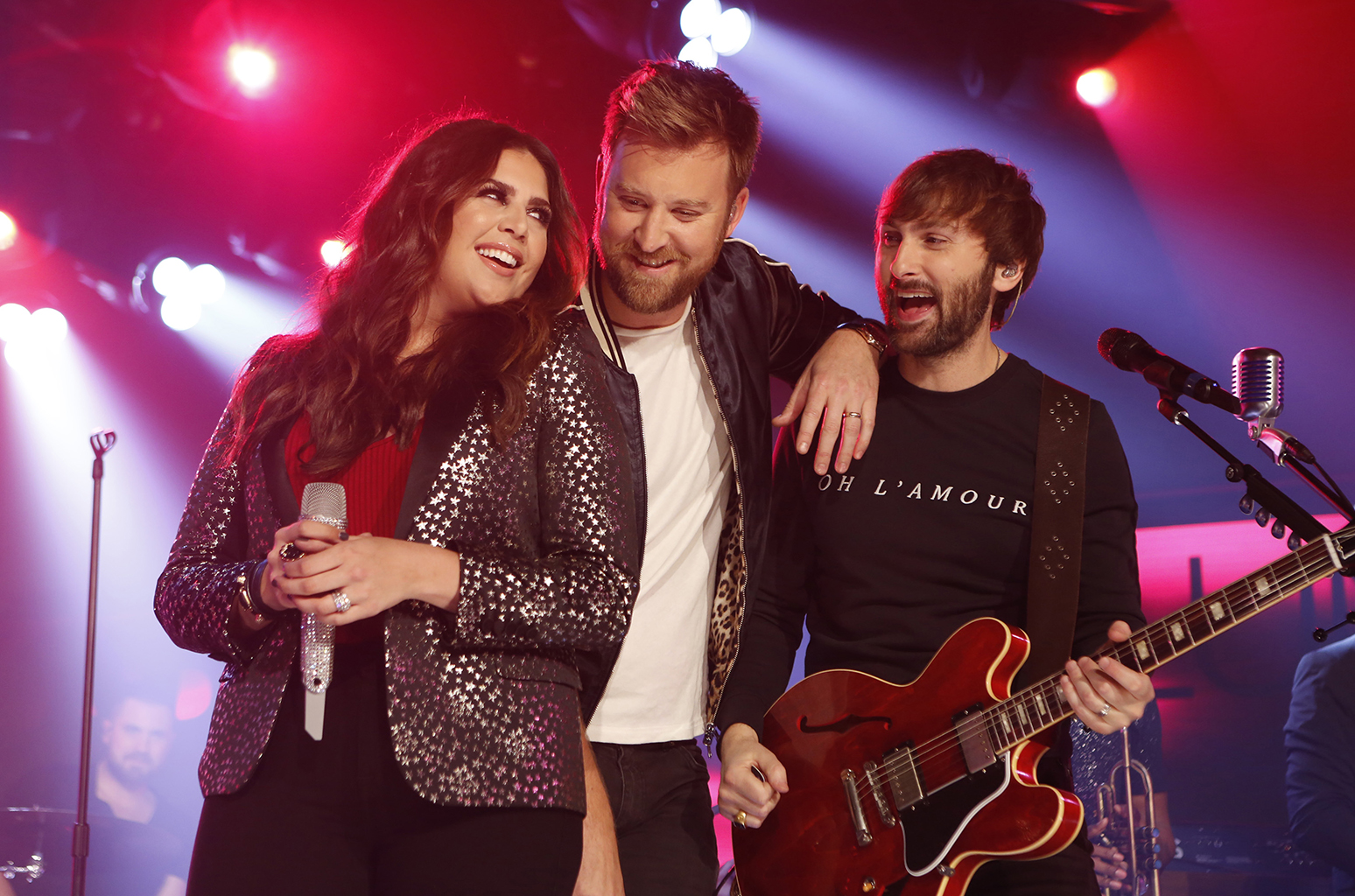 Lady Antebellum, Jake Owen & Maddie and Tae at Veterans United Home Loans Amphitheater