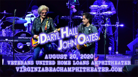 Hall and Oates, KT Tunstall & Squeeze at Veterans United Home Loans Amphitheater