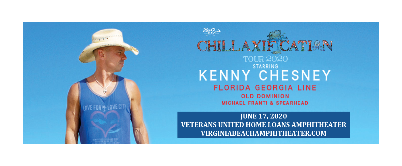 Kenny Chesney at Veterans United Home Loans Amphitheater
