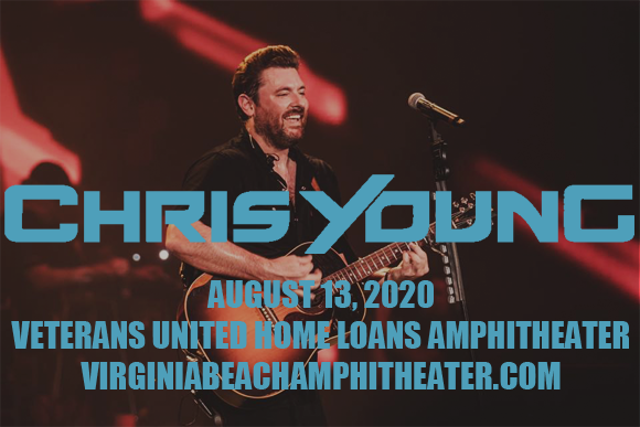 Chris Young, Scotty McCreery & Payton Smith at Veterans United Home Loans Amphitheater