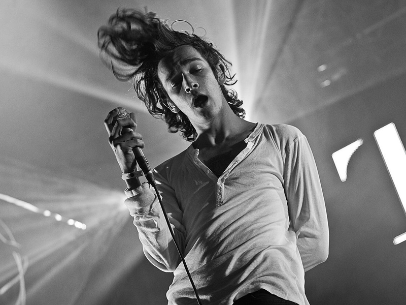 The 1975 [POSTPONED] at Veterans United Home Loans Amphitheater