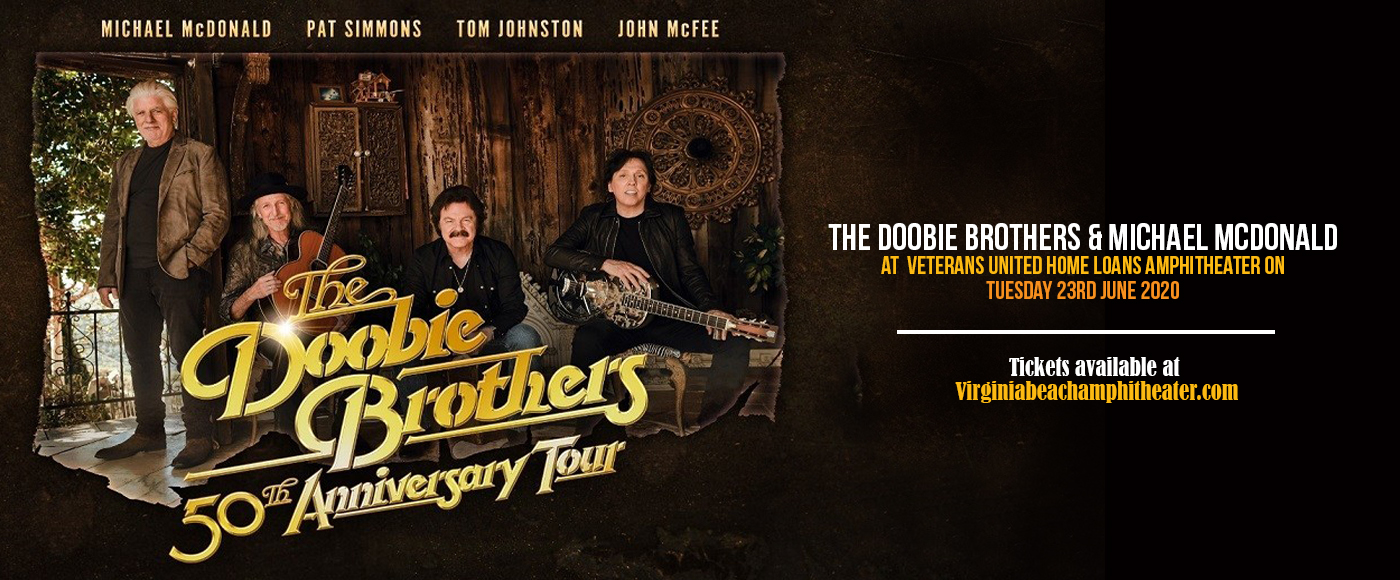 The Doobie Brothers & Michael McDonald at Veterans United Home Loans Amphitheater