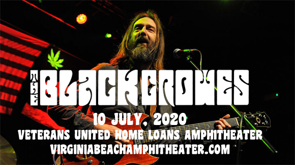 The Black Crowes [POSTPONED] at Veterans United Home Loans Amphitheater