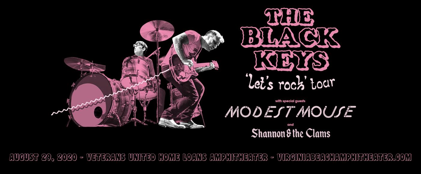 The Black Keys [CANCELLED] at Veterans United Home Loans Amphitheater
