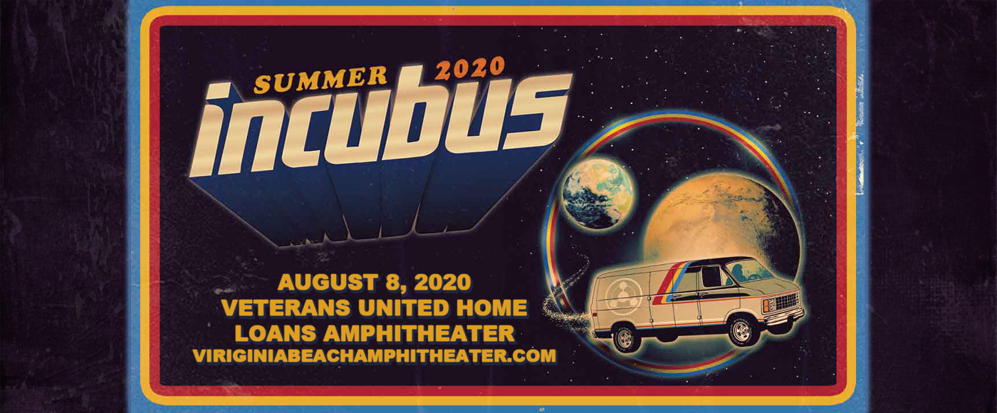 Incubus, 311 & Badflower [CANCELLED] at Veterans United Home Loans Amphitheater