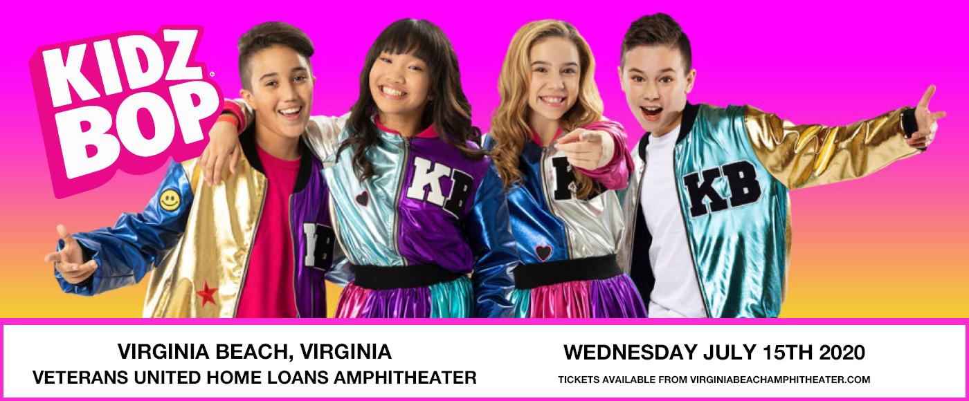 Kidz Bop Live at Veterans United Home Loans Amphitheater