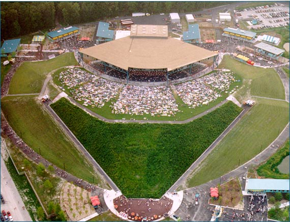 Veterans United Home Loans Amphitheater Information