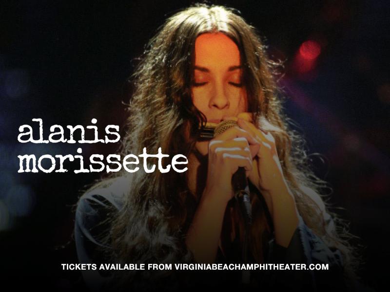 Alanis Morissette at Veterans United Home Loans Amphitheater