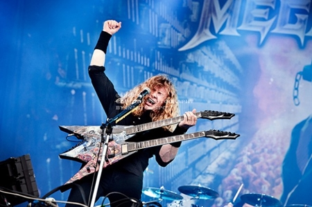 Megadeth & Lamb of God [CANCELLED] at Veterans United Home Loans Amphitheater