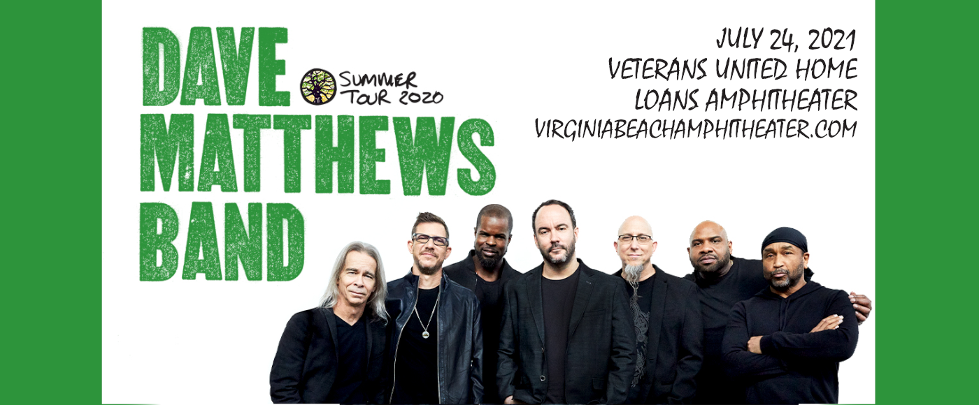 Dave Matthews Band at Veterans United Home Loans Amphitheater