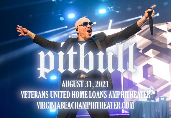 Pitbull at Veterans United Home Loans Amphitheater